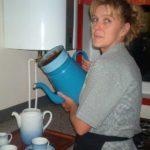 Mette med Madam Blå - Der findes ingen kaffemaskiner på kroen