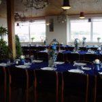 Pejsestuen - er kroens næststørste lokale med plads til ca. 50 personer.
