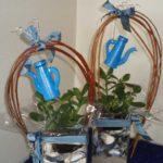 Madam blå som dekoration